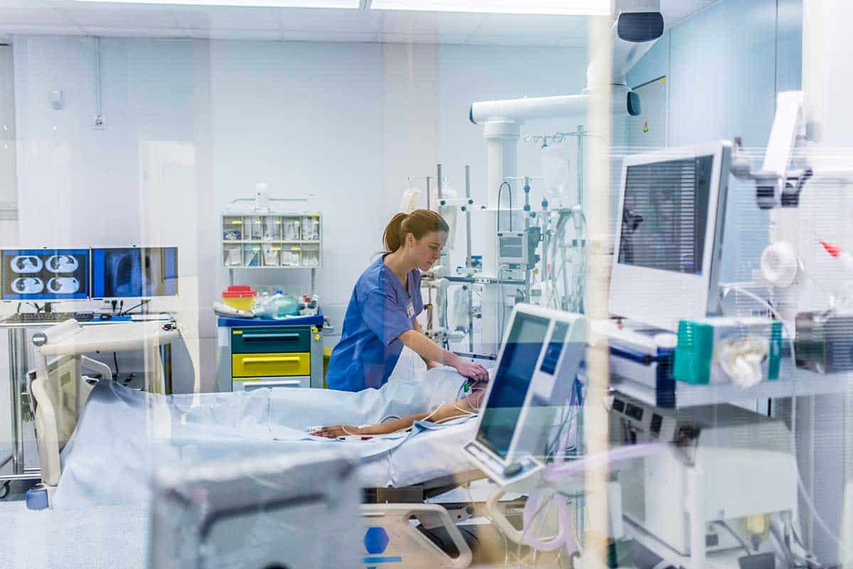 Evolucare Intensive – Addition of intensive care beds