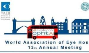 Evolucare presents its new offer OphtAI at the 13th annual meeting of WAEH