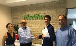 Evolucare and Medika partner to develop the Latin American market