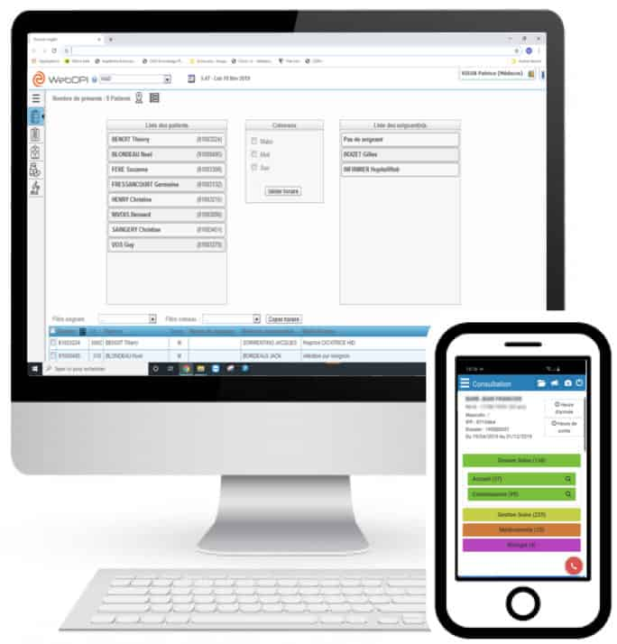 logiciel gestion HAD - logiciel gestion hopital